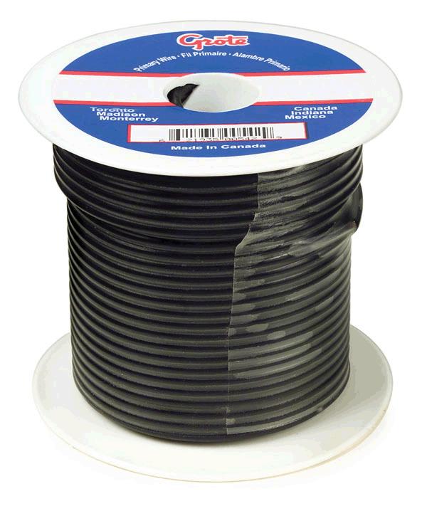 87-0002 - SXL Heavy Duty Primary Wire, Length 100\', 14 Gauge