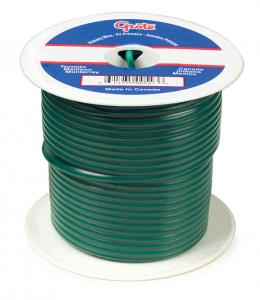 89-6006 - Cable termoplástico para uso general, cable primario de 25' de largo, calibre 12