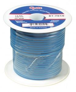 89-7010 - Cable termoplástico para uso general, cable primario de 25' de largo, calibre 14