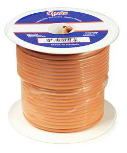 89-7012 – General Purpose Thermo Plastic Wire, Primary Wire Length 25′, 14 Gauge