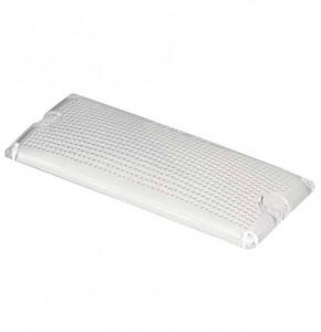 90401 - Lente de repuesto para iluminación interior, económica para iluminación interior, transparente