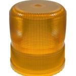 Warning & Hazard Replacement Lens, High Profile/Intensity Smart Strobe, Yellow