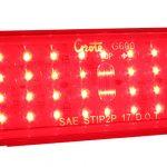 Oval LED Stop Tail Turn Light