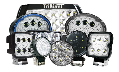 Grote Trilliant Lamps