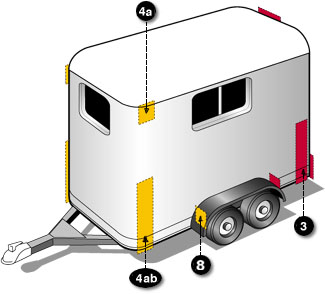 Trailers u2013 Horse  sc 1 st  Grote Industries & FMVSS - Federal Motor Vehicle Safety Standards azcodes.com