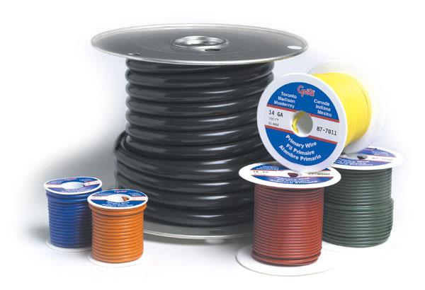 Grote Industries - 88-8000 - Cable termoplástico para uso general, cable primario de 1000' de largo, calibre 16