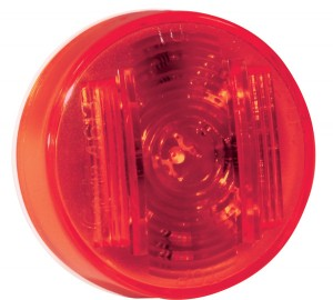 46132 – SuperNova® 2″ LED Clearance Marker Light, PC Rated, Red