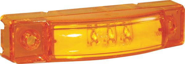 49253 – SuperNova® 3″ Center Thin-Line Dual Intensity LED Clearance Marker Light, Yellow