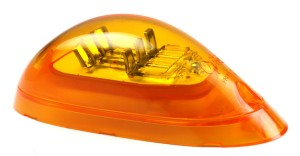 53493 – SuperNova® Surface Mount LED Side Turn Marker Light, Yellow