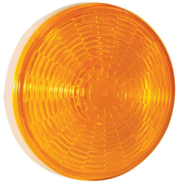 54343 – Grote Select™ 4″ LED Stop Tail Turn Light, Female Pin Termination, Yellow