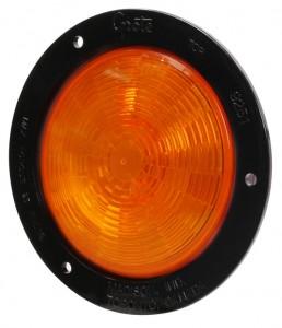 54483 – SuperNova® 4″ NexGen™ LED Auxiliary Light, Black Flange, Auxiliary, Male Pin, Yellow