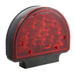 Red LED Stop Tail Turn Light For Agricultural & Off Highway Uses.