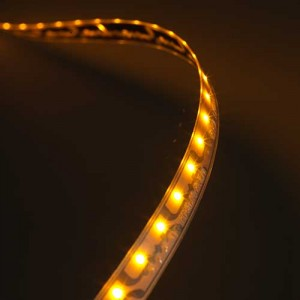 Amber Exterior LED Strips