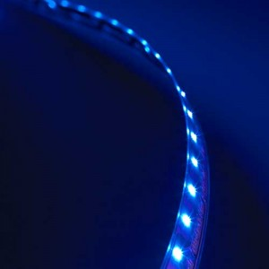 Blue Exterior LED Strips
