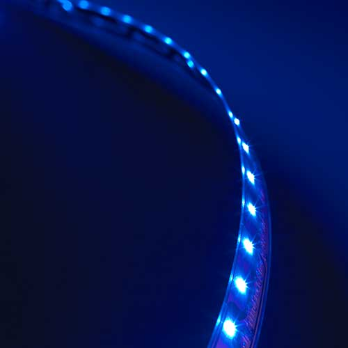 L11510805 – LightForm® Exterior LED Strip, Blue, 11.3 in | 288 mm