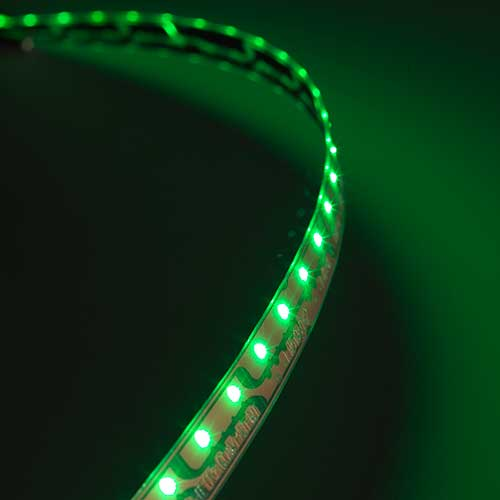 Grote Industries - L11510804 – LightForm® Exterior LED Strip, Green, 11.3 in l 288 mm