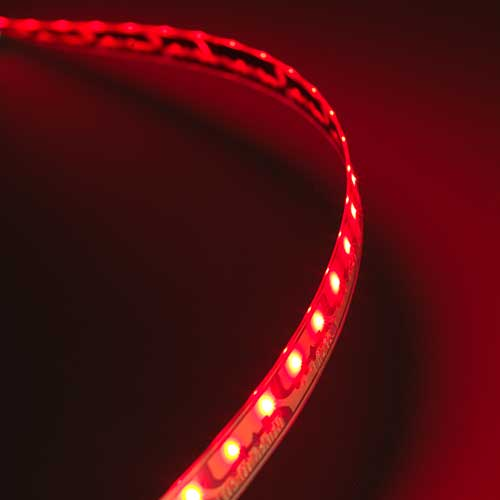 Grote Industries - L11510802 – LightForm® Exterior LED Strips, Red, 11.3 in | 288 mm