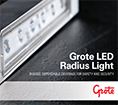 Grote LED Radius Light Brochure