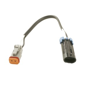 68030 – Adapter pigtail From Deutsch Light or Harness to Packard Light or Harness, DT06-25 to Packard