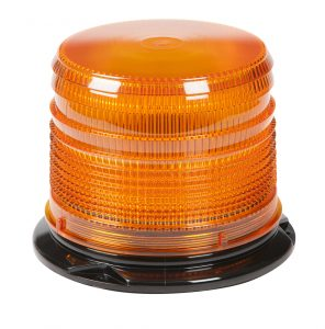 78853 – LED Beacon, Class II,  Permanent Mount, Medium Profile, Amber