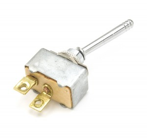 82-2227 – Toggle Switch, Extra Heavy Duty, 1 1/2″ Bat Handle, On/Off