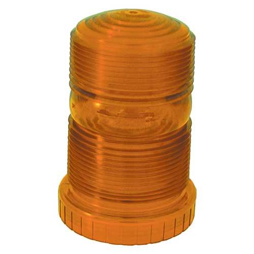 93013 – Warning & Hazard Replacement Lens, Material Handling Strobe, Yellow