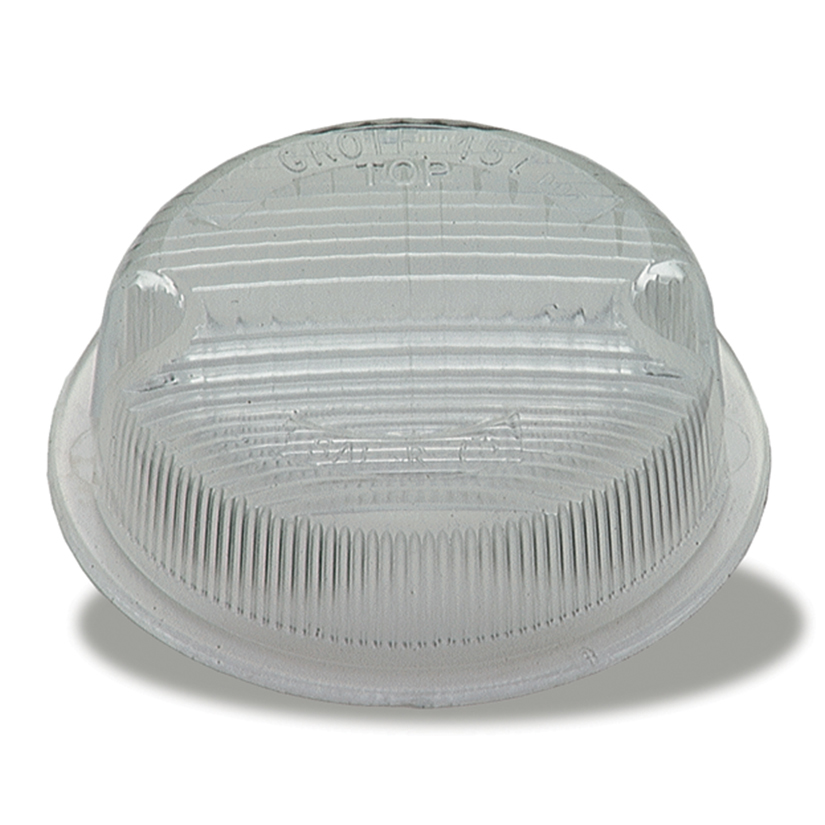 Grote Industries - 90221 – License Backup Replacement Lenses, OE Style, Clear
