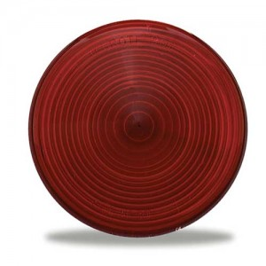 90232 – Stop Tail Turn Replacement Lens, Red