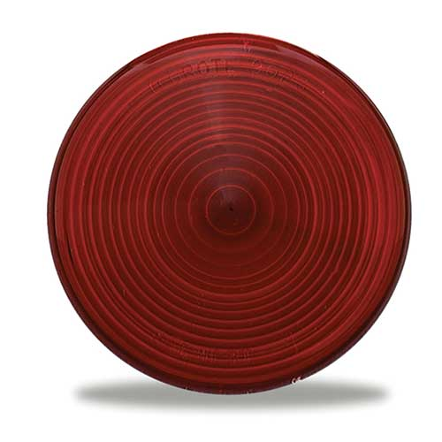 Grote Industries - 90232 – Stop Tail Turn Replacement Lens, Red
