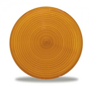 90233 – Stop Tail Turn Replacement Lens, Yellow