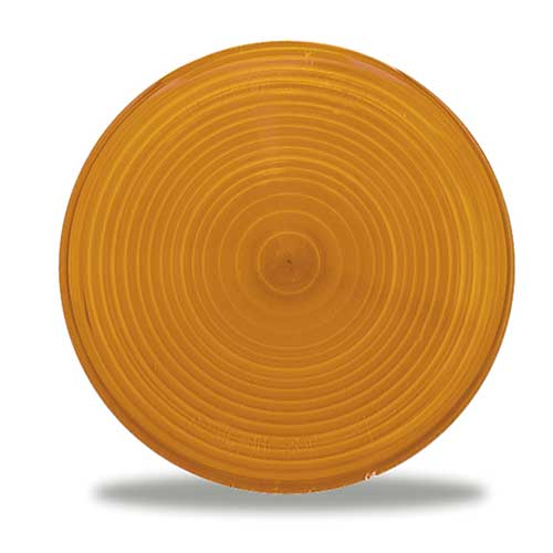 Grote Industries - 90233 – Stop Tail Turn Replacement Lens, Yellow