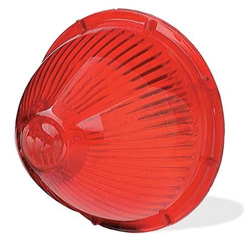 90302 – Beehive Replacement Lens, Red