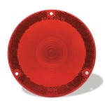 rv marine utility replacement lenses trailer lighting red