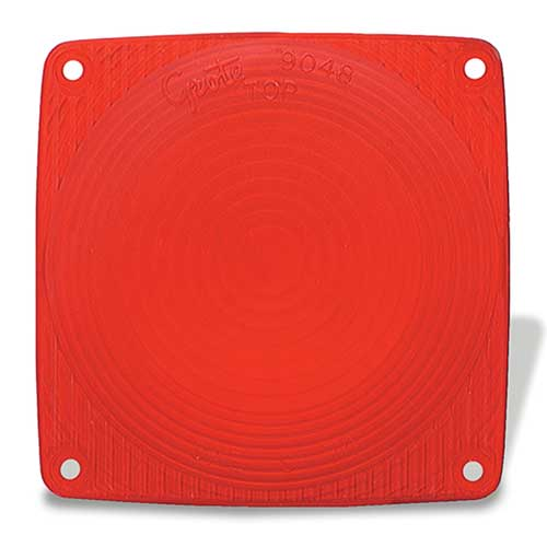 90482 – Stop Tail Turn Replacement Lens, Red