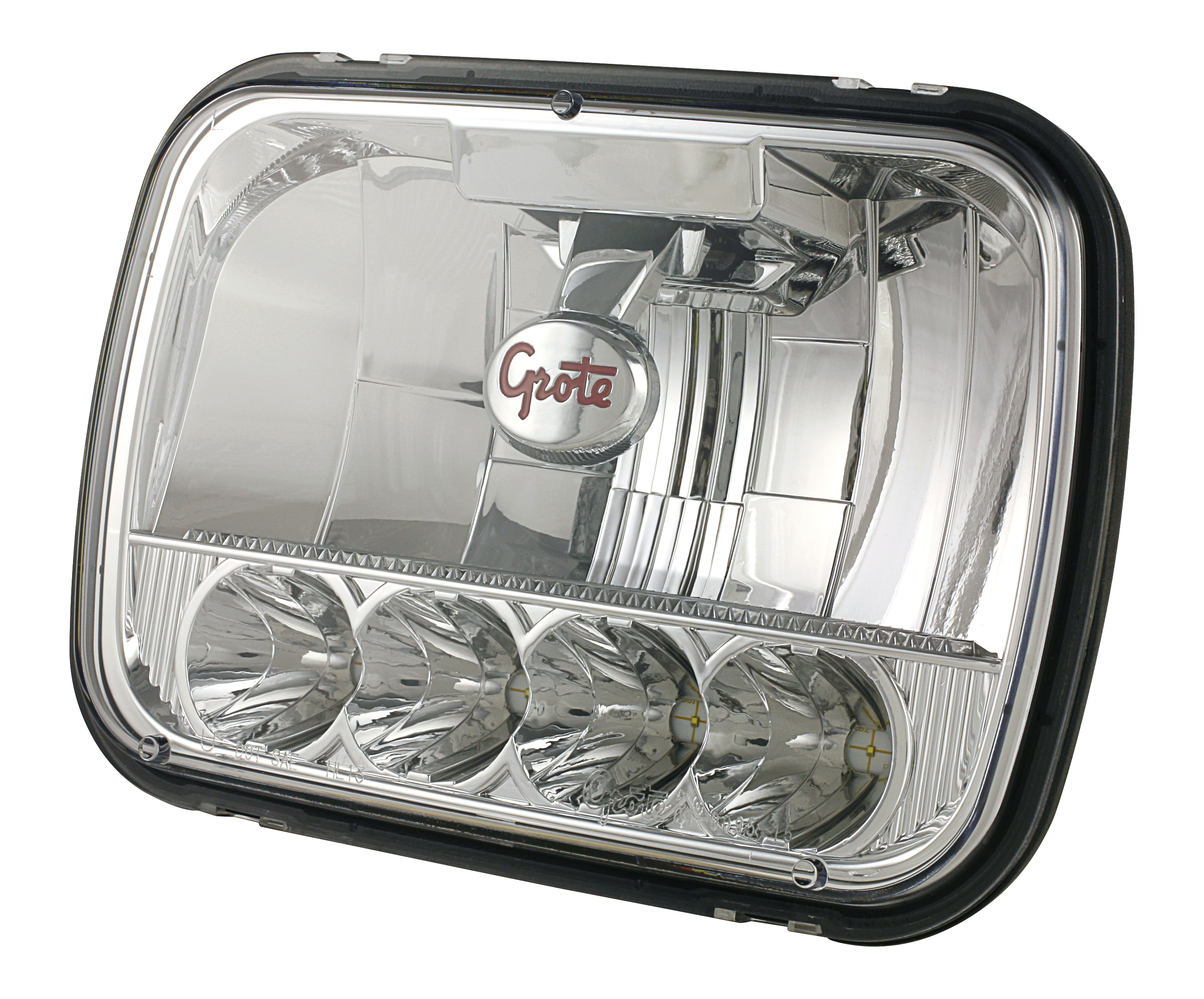 Grote Industries - 90951-5 – Grote 5×7 LED Sealed Beam Replacement Headlight