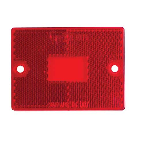 91112 – RV, Marine & Utility Replacement Lenses, Red