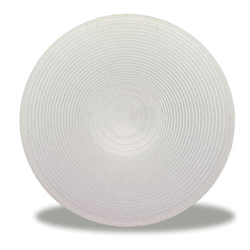 91311 – License Backup Replacement Lenses, Recessed Dual, White