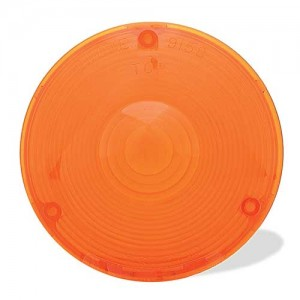 91583 – Stop Tail Turn Replacement Lens, Yellow
