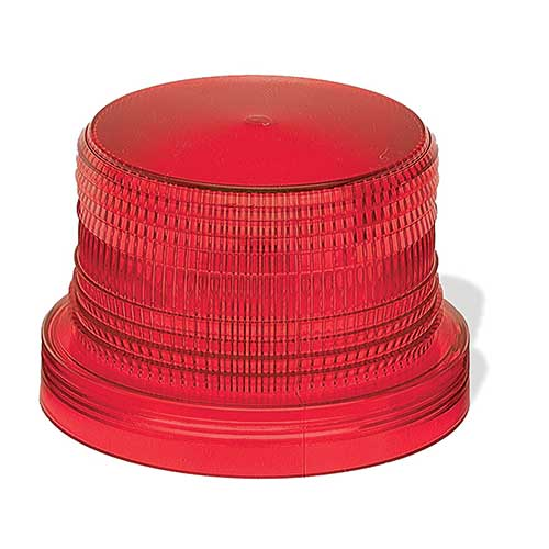 92032 – Warning & Hazard Replacement Lens, Mighty Mini Strobe, Red