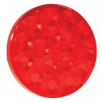 Red Stop Tail Turn Replacement Lens