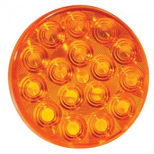 92063 – Stop Tail Turn Replacement Lens, Yellow