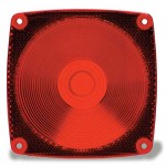 Front 440 Series Red Stop Tail Turn Replacement Lens