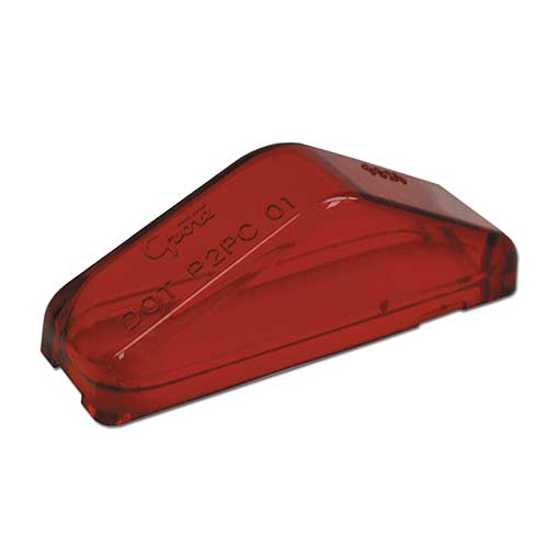 93252 – Clearance/Marker Replacement Lens, Red
