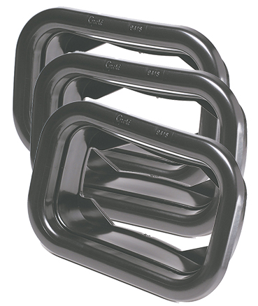94180-3 – Grommet For Rectangular Lights, Mounting Grommet, Bulk Pack
