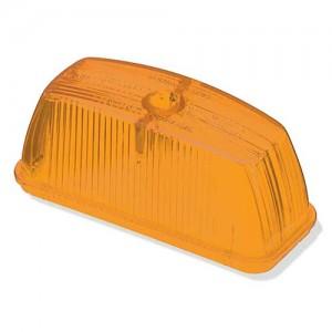99803 – Clearance Marker Replacement Lens, School Bus Rectangular, Yellow