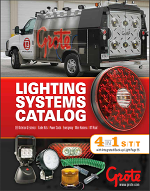 Grote-LED-Lighting-Catalog-2016 Utility Trailer Wiring Diagram on