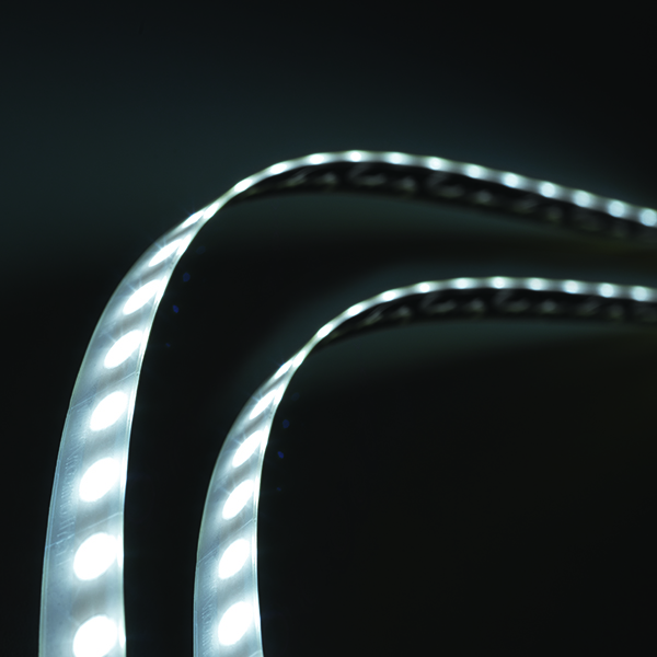L105116017 – LightForm® Exterior LED Strip, White, 181.42 in | 4608 mm