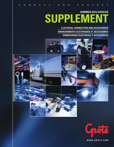 Supplement Catalog Cover