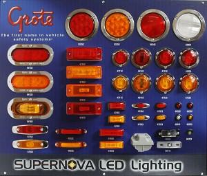 Panneaux d'exposition SuperNova®