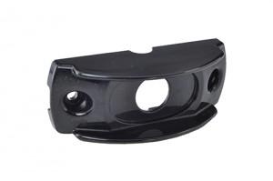 42112 – Surface Mount Bracket For MicroNova® Or MicroNova® Dot, Oval Mini Marker, Black